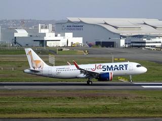 A320neo MSN9410 F-WWDX JetSMART