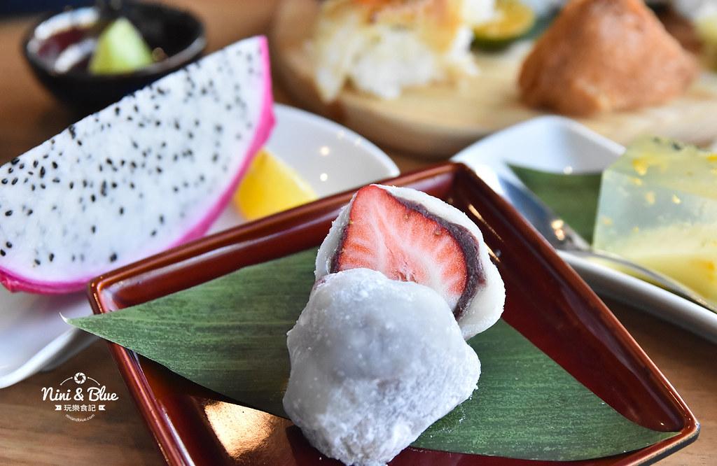 望月家 台中平價壽司  日式料理 菜單價位41