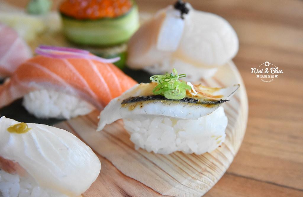 望月家 台中平價壽司  日式料理 菜單價位37