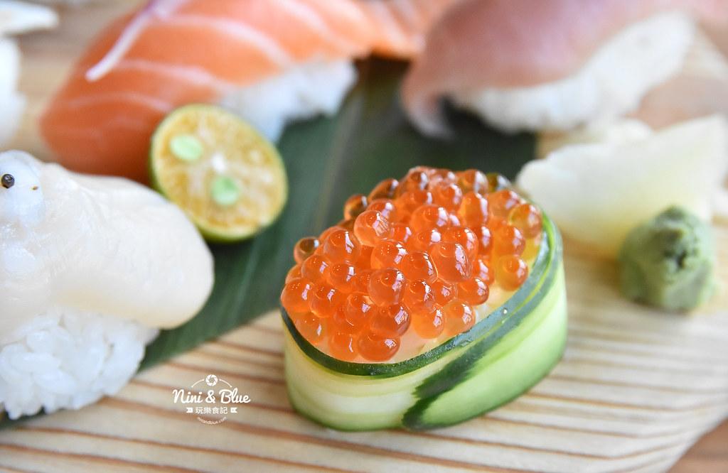 望月家 台中平價壽司  日式料理 菜單價位35