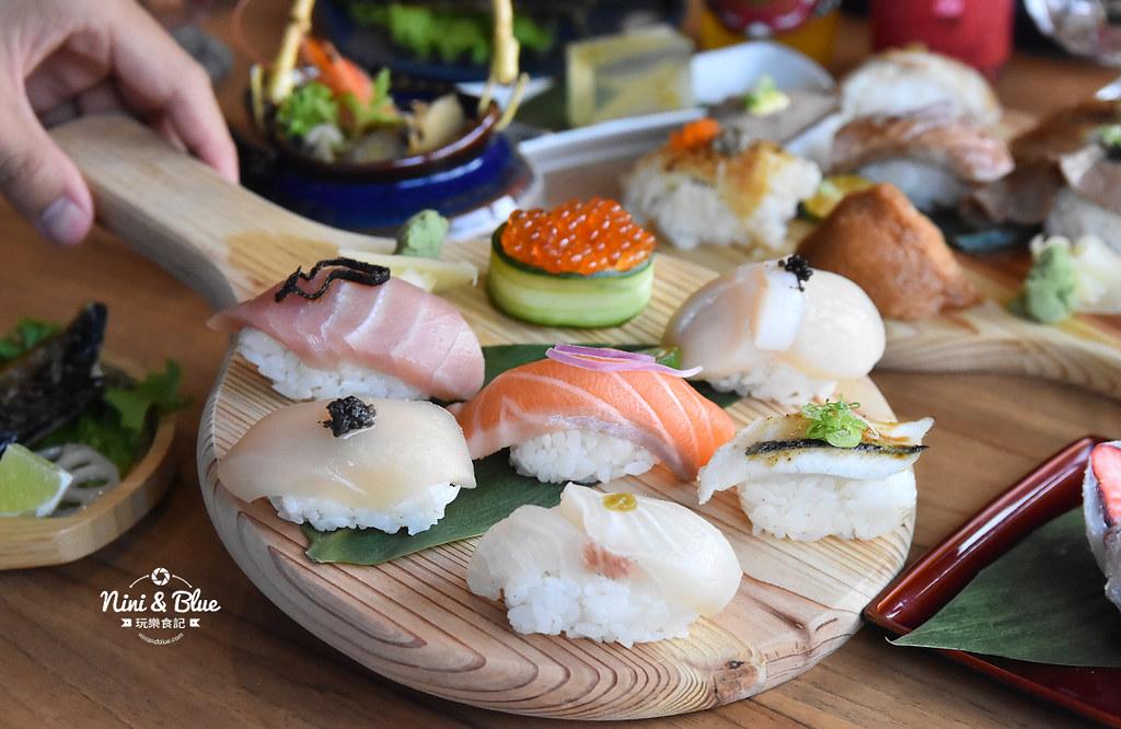 望月家 台中平價壽司  日式料理 菜單價位31