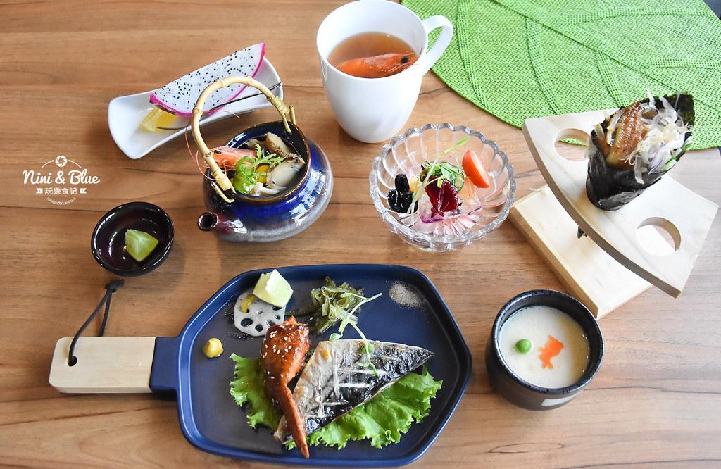 望月家 台中平價壽司  日式料理 菜單價位12