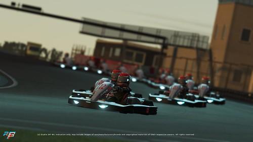 Kristianstad karting circuit