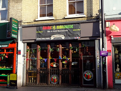 Picture of Snake And Mongoose, 36 London Road