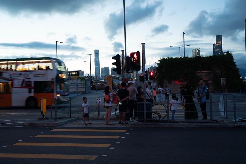 香港の信号機