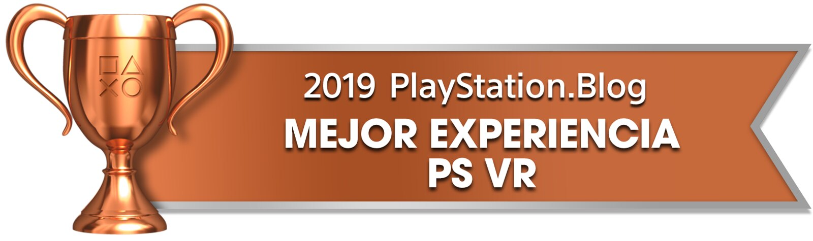 PS Blog Game of the Year 2019 - Best PS VR Experience - 4 - Bronze