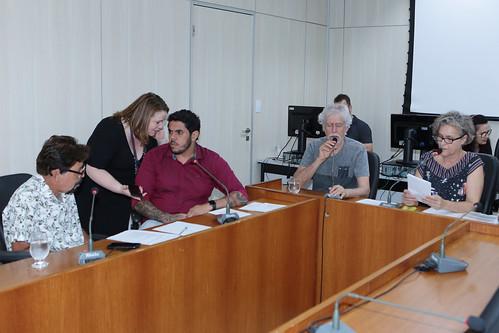 38ª Reunião Ordinária - Comissão de Educação, Ciência, Tecnologia, Cultura, Desporto, Lazer e Turismo