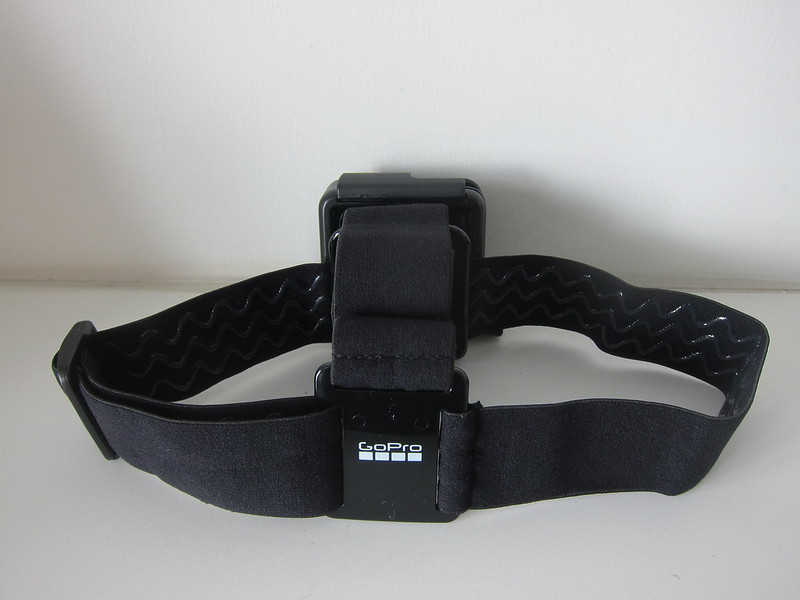 GoPro Head Strap - With GoPro HERO7 Black