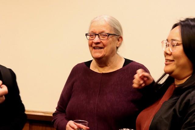 Distinguished Speaker Series: Ruth Vinz