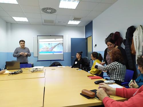 ACA fomenta el asociacionismo en el distrito de Tetuán con una plataforma online y una acción de voluntariado