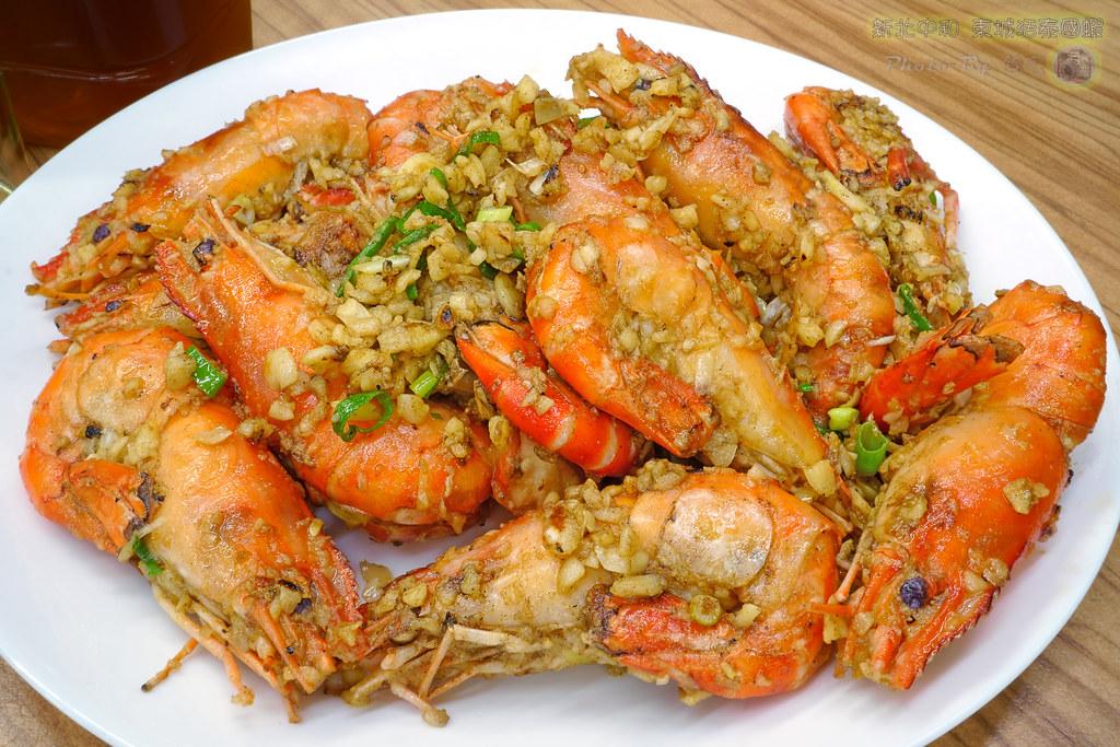 新北中和~東城活泰國蝦