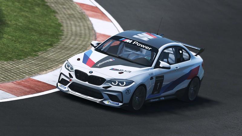 BMW M2 Clubsport