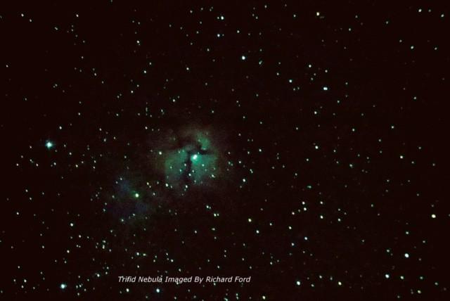 M20 (Triffid Nebula)