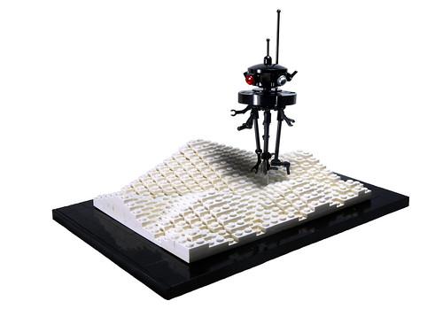 The Viper Probe Droid