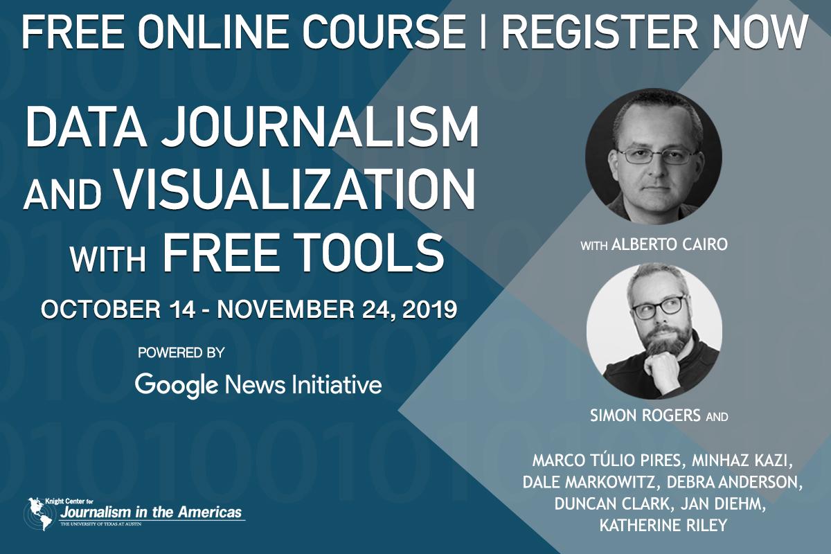 Data Journalism MOOC