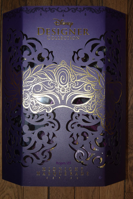 Megara Midnight Masquerade - Designer Collection