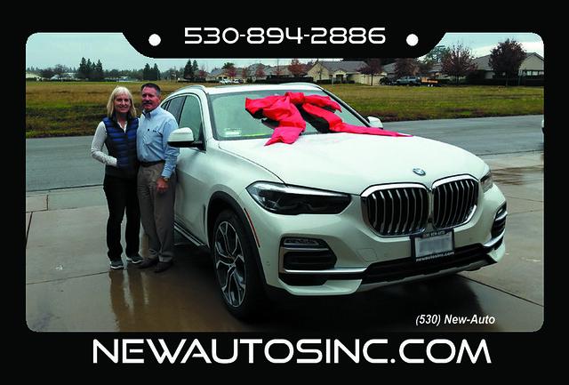 2020 BMW X