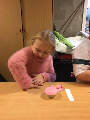 3kk Varkens-cupcakes Met Juf Mariske
