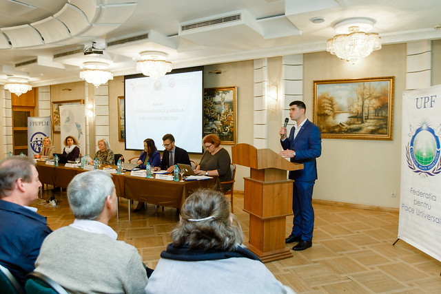 Moldova-2019-10-09-Moldova Forum: Family Can Prevent Suicide