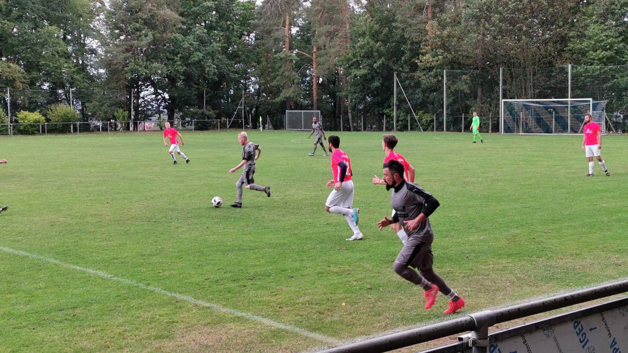 SV Sulzbach - SV Damm
