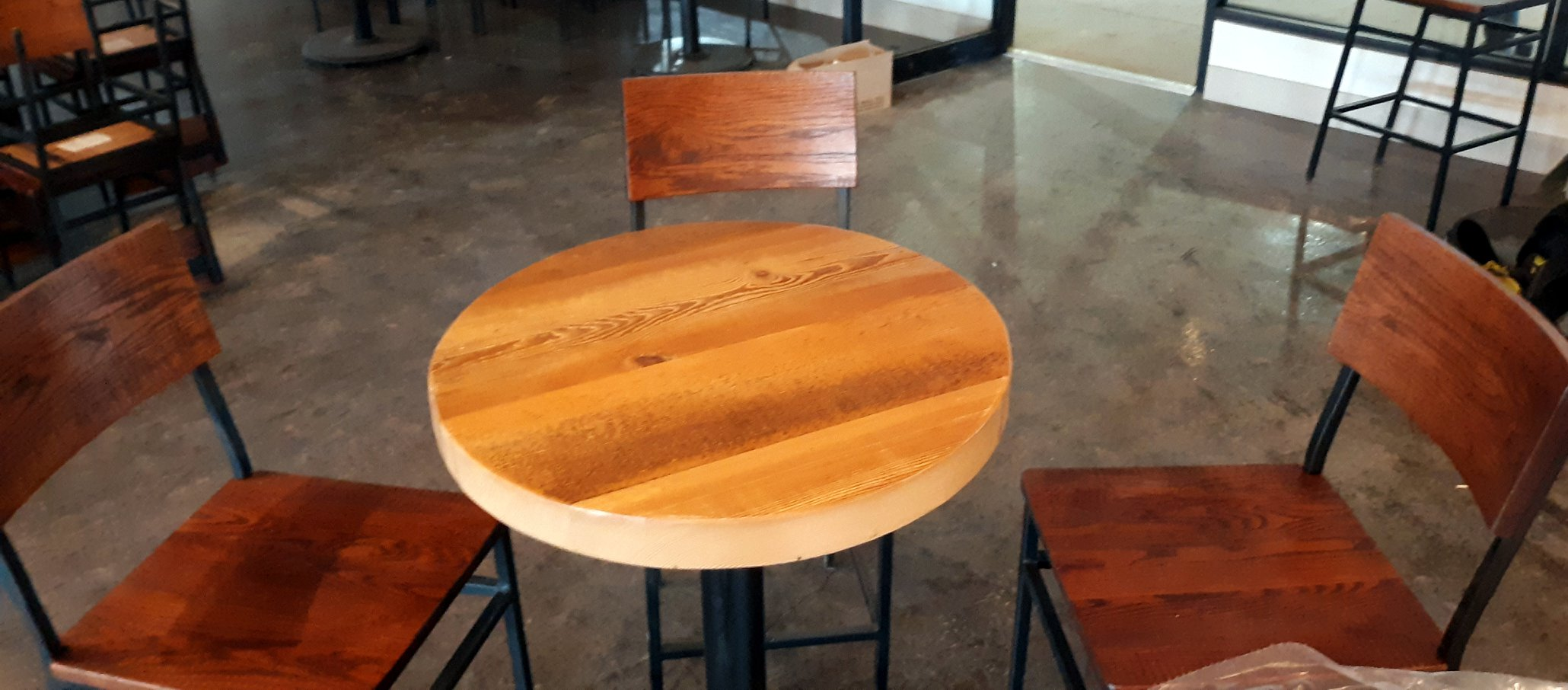 Tables and Bar Tops