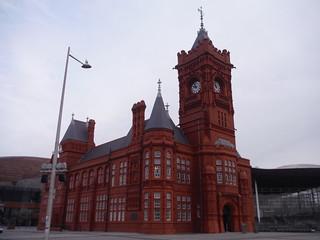 Pierhead Building, Cardiff Bay SWC Short Walk 30 - Cardiff Bay (Wales Coast Path) [Cardiff Bay Trail Option]