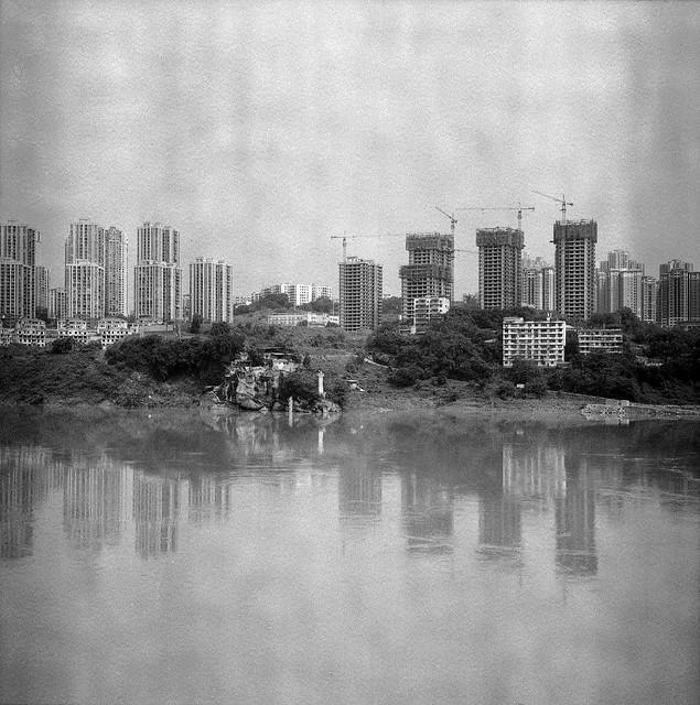 a new city