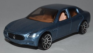 2004 Hot Wheels #29 First Editions #29 Maserati Quattroporte | by Milton Fox