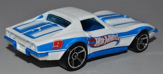 2012 Hot Wheels Mystery Models #2 '69 Corvette | by Milton Fox