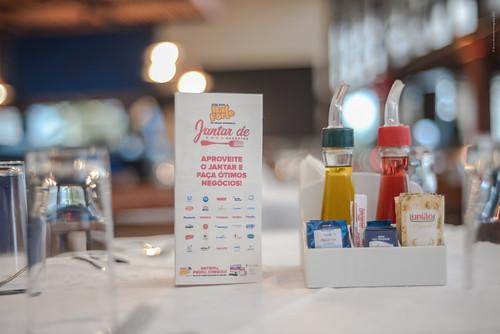 Jantar de Negócios Caraguatatuba-SP 26.11.2019