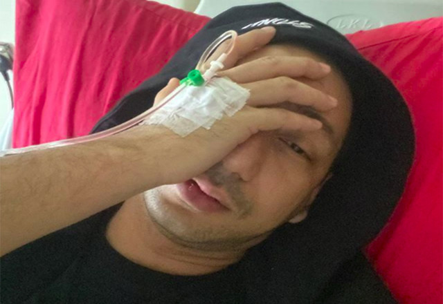 Zizan Razak Positif Influenza A Dimasukkan Ke Hospital