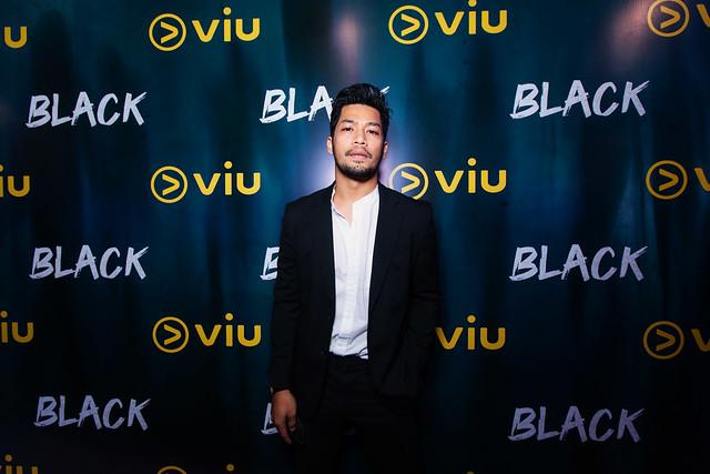 Kamal Adli Enjoyed The First Episodes Of Viu Original _ Black
