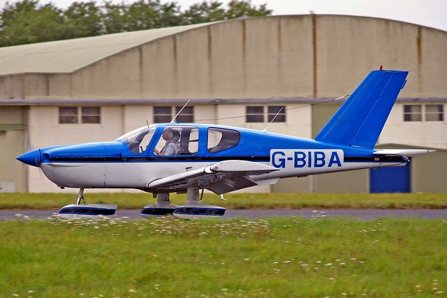 G-BIBA  Socata TB-9 Tampico [149] Kemble~G 20/08/2006