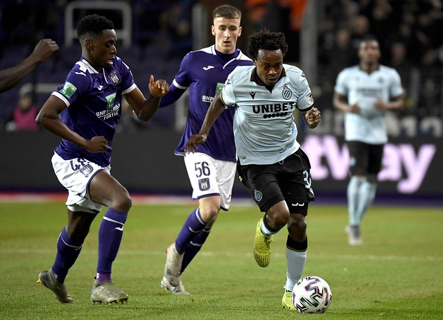 Anderlecht - Club Brugge 19-12-2019