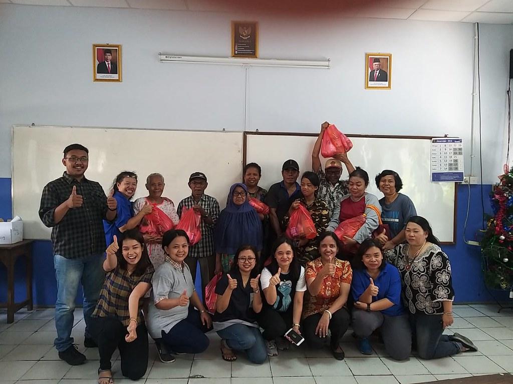 Aksi Peduli Sesama untuk Menyambut Natal