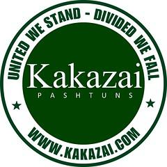 Kakazai Pashtuns - United We Stand Logo