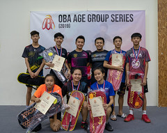 OBA Age Group Series (June) 2019