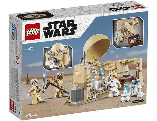高地優勢磅礴回歸,全新兵種參戰! LEGO 75263~75266、75268~75273《星際大戰》Star Wars 十款新盒組完整公開