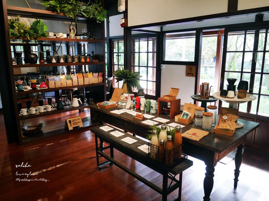 台北陽明山一日遊景點推薦豆留森林 咖啡廳手作diy包場下午茶餐廳午餐 (2)