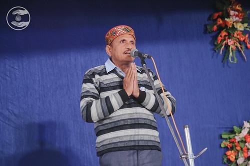 Speech by Basant Singh, Raebareli UP