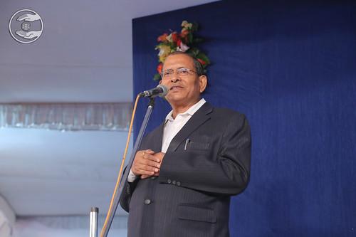 Speech by R P Singh Ji, Lucknow UP