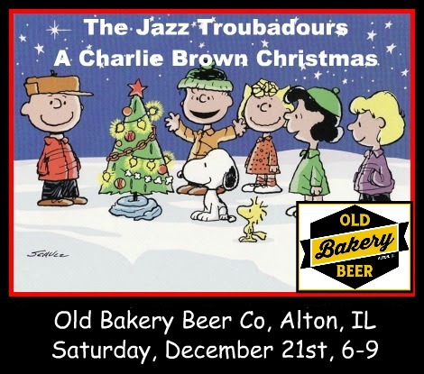Jazz Troubadours 12-21-19