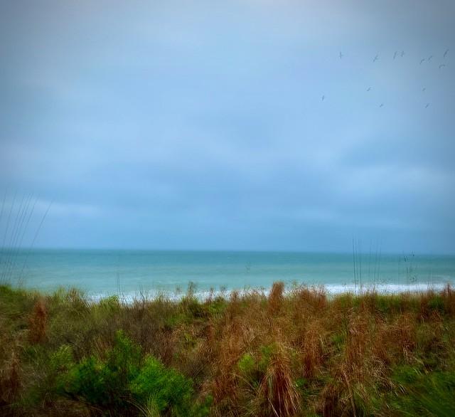 The Sea through an old man's eyes...