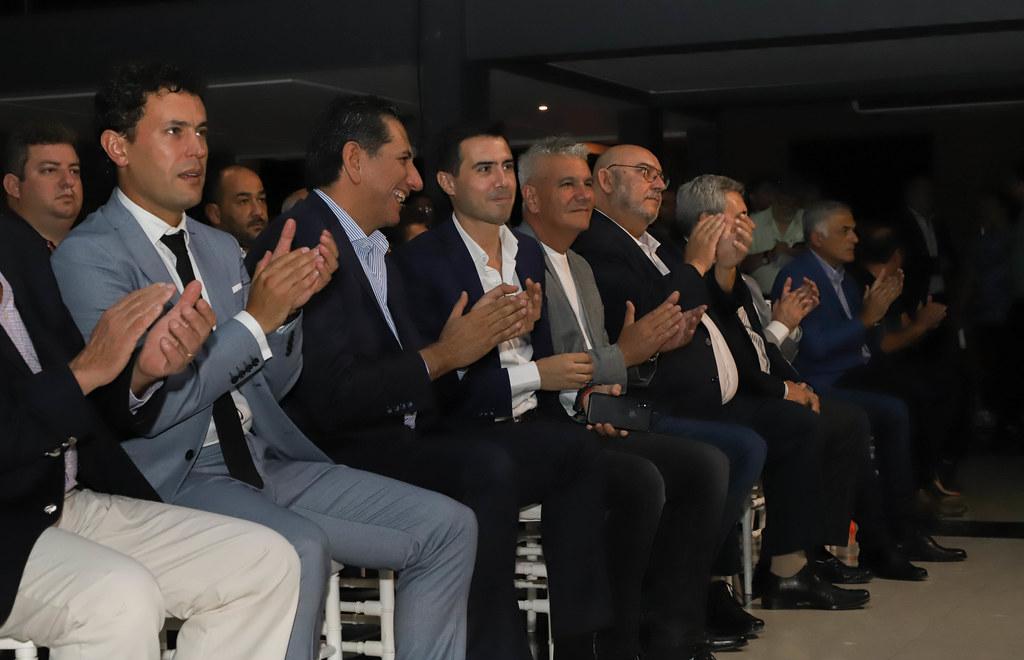 2019-12-19: PRENSA: Matías Sanchez premiado como mejor deportista del año