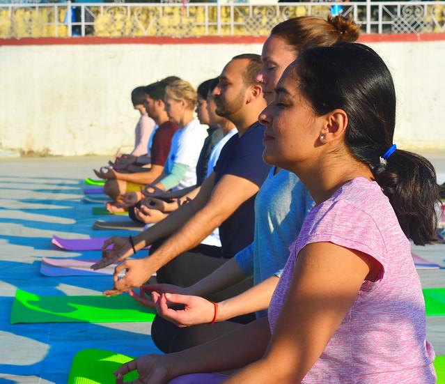 Yoga Teacher Training Course in Rishikesh, India