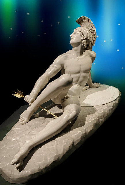 Wounded Achilles