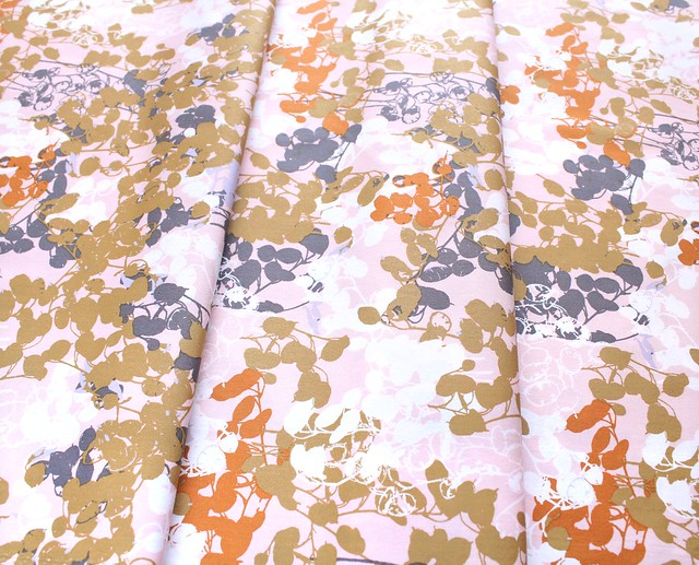 Art Gallery Fabrics Earthen Gentle Lunaria