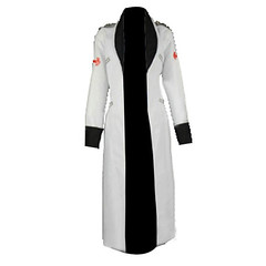 ALMASY TRENCH COAT COSPLAY COSTUME