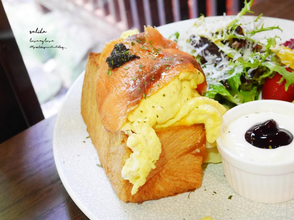 台北陽明山咖啡廳下午茶早午餐廳豆留森林cama cafe旗艦店 (6)