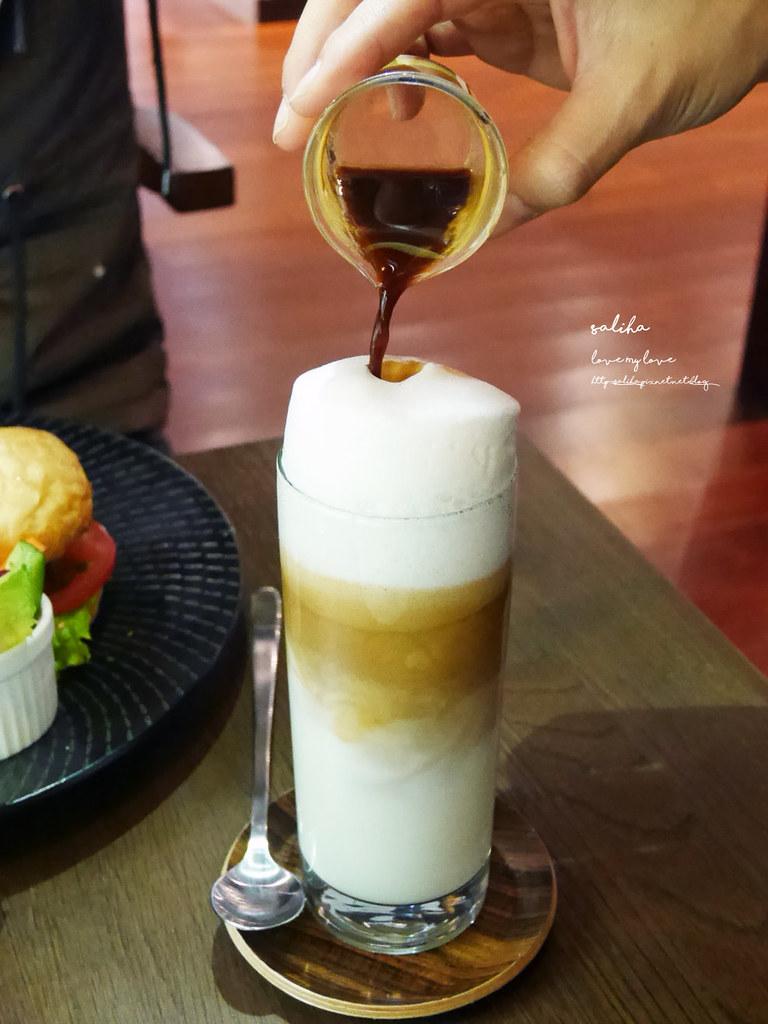 台北陽明山咖啡廳下午茶早午餐廳豆留森林cama cafe旗艦店 (1)